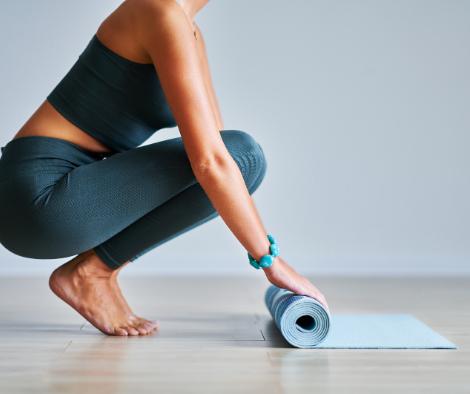 La guida definitiva per i tappetini di Yoga